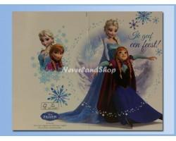 Uitnodigingen - Frozen