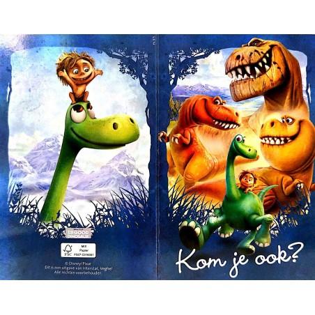Uitnodigingen - Good Dinosaur