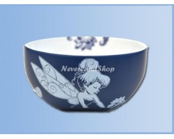 Blue & White Bowl - Tinker Bell