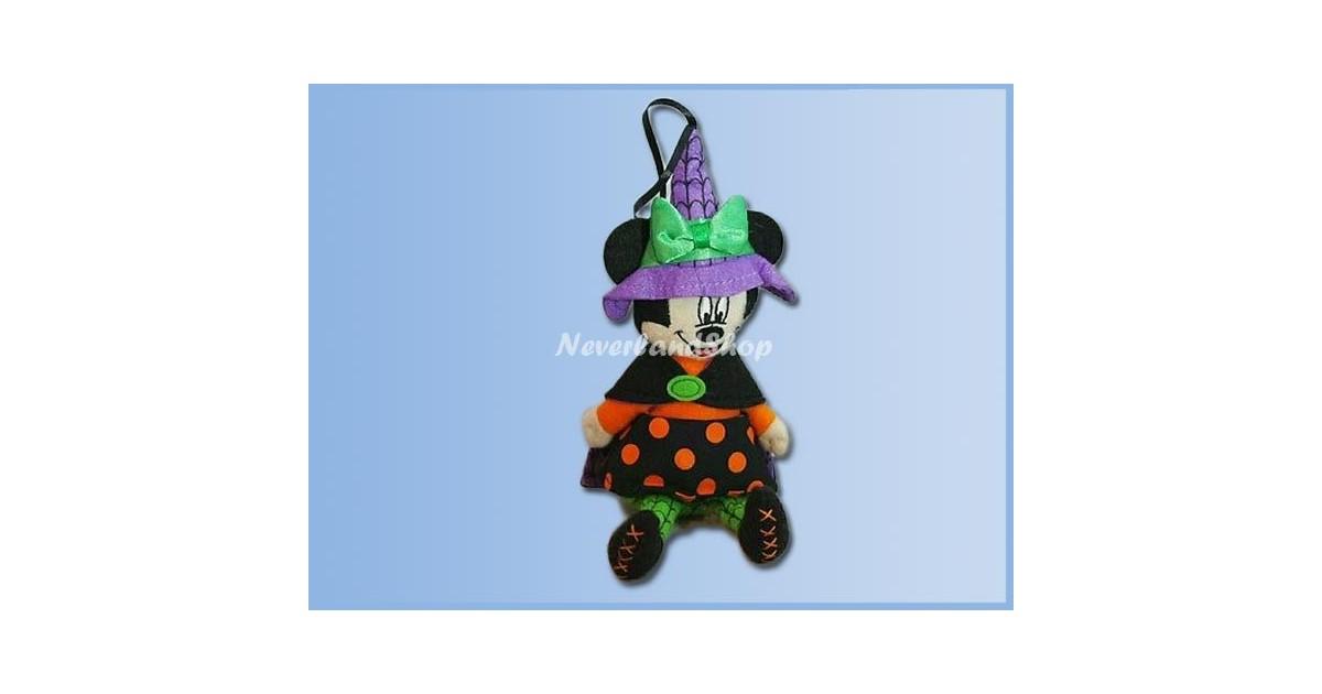 Plush Halloween Ornament - Minnie