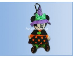 Plush Halloween Ornament - Minnie