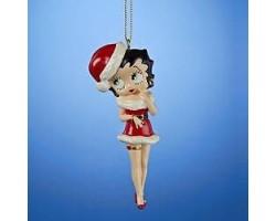 2003 Short Santa - Betty Boop