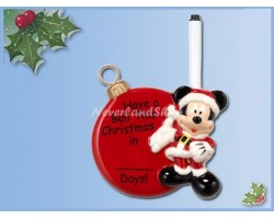 Countdown Magneet - Mickey