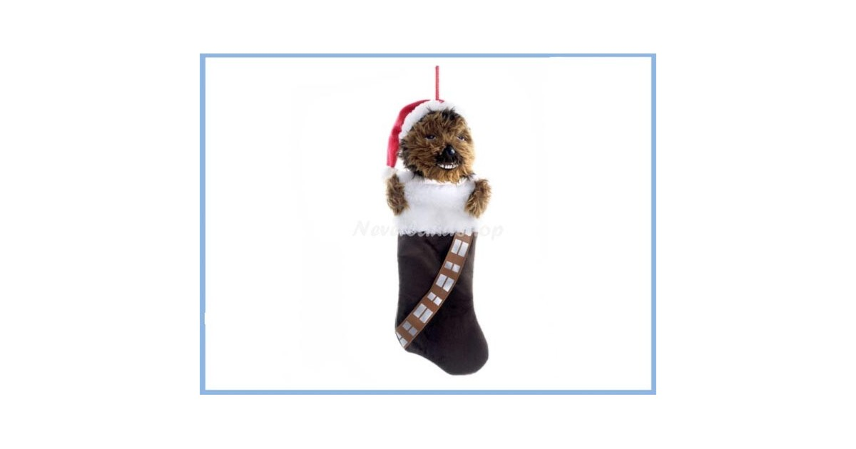 3d Kerstsok Chewy