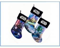 Kerstsok Darth Vader