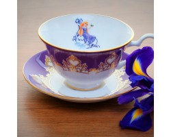 Cup & Saucer - Rapunzel