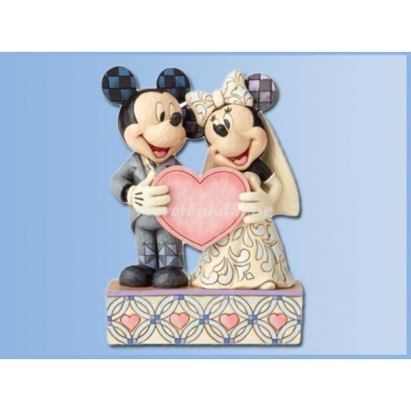 Two Souls, One Heart - Mickey & Minnie