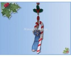8556 3D Ornament - Remy