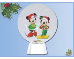 Holidazzler - Mickey & Minnie