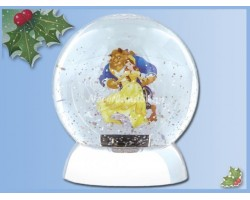 Waterdazzler Globe - Beauty & the Beast