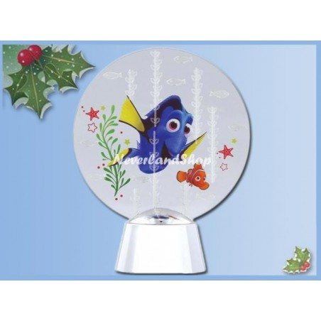 Holidazzler - Dory & Nemo