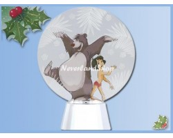 Holidazzler - Mowgli & Baloo