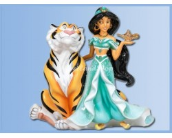Dsisney Princess - Jasmine & Rajah - Limited Edition