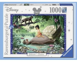Puzzel 1000 Stuks Collectors Edition - Jungle Book