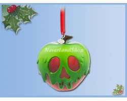 8599 3D Dangle Ornament - Poisoned Apple