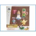 Mini Ornament Set - Alice in Wonderland