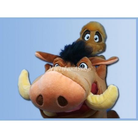 DisneyStore Plush Large - Pumba & Timon