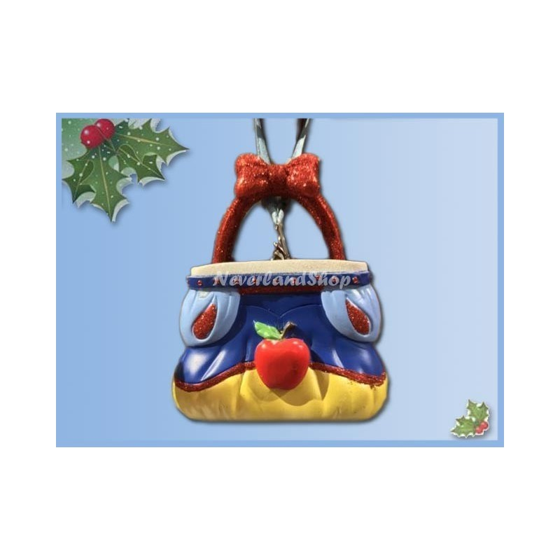 8638 3D Ornament Tas - Snow White