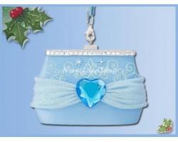 8646 3D Ornament Tas - Cinderella
