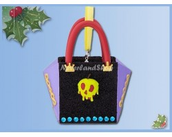 8653 3D Ornament Tas - Evil Queen