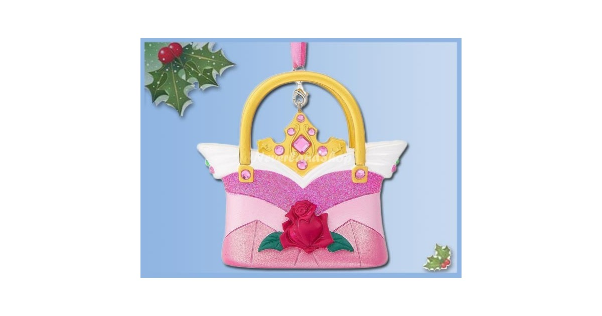8656 3D Ornament Tas - Aurora