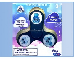 Light-Up Spinner - Ghosts