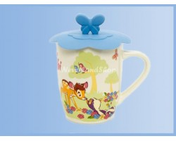 Mug with Lid - Bambi