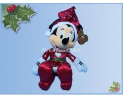 DisneyStore Plush Kerst - Minnie