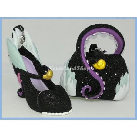8649 3D Ornament Tas - Ursula