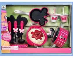 Cooking Set - Minnie