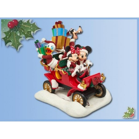Christmas in the Car - Mickey & Friends