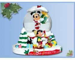 Snowglobe Noel - Mickey &  Minnie