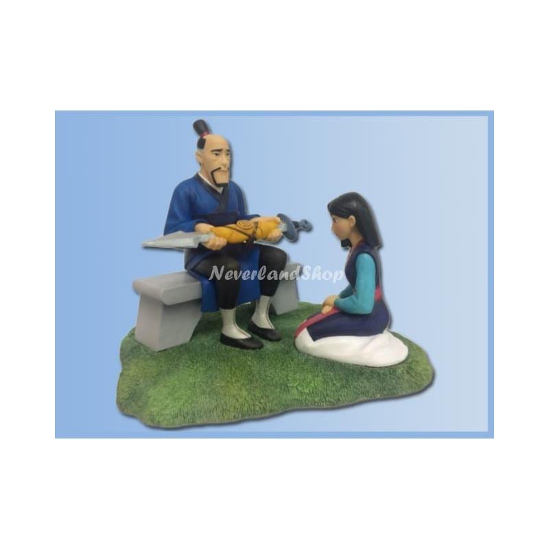 Gifts To Honour - Mulan