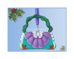 8641 3D Bag Ornamentss - Ariel