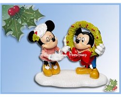 Christmas Spirit - Mickey & Minnie