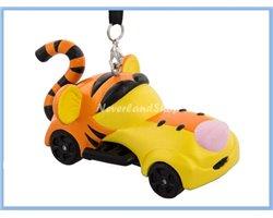 8735 3D Racer Ornament - Tigger