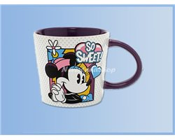 Mug Pop Art - Minnie Mouse