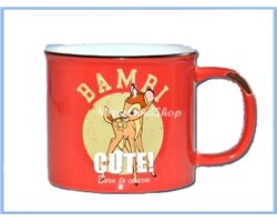 Emaile Look Mok Espresso - Bambi