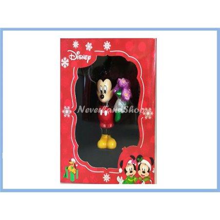 Glass Ornament - Mickey