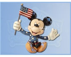 Mini's Patriotic - Mickey