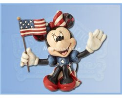 Mini's Patriotic - Minnie