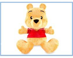 DisneyStore Plush Big Feet - Pooh