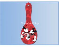 Resthouder Rood - Mickey & Minnie