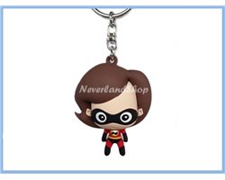 Pvc Sleutelhanger - Mrs Incredible