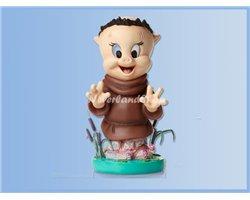 Buste Friar Tuck - Porky Pig