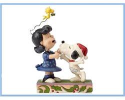 Mistletoe Mischief - Snoopy, Woodstock & Lucy