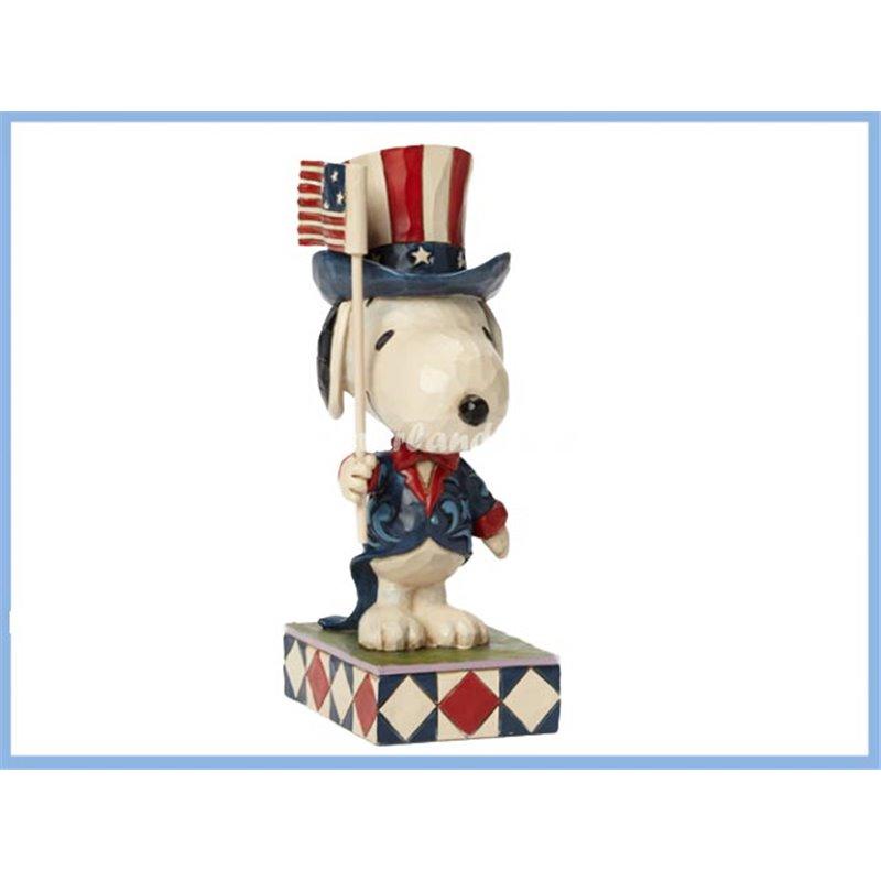 Patriot - Snoopy