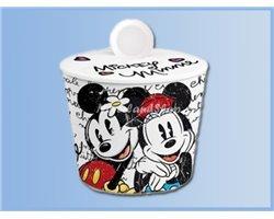 Suikerpot - Mickey & Minnie