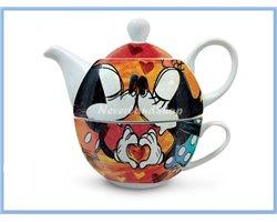 Tea for One - Mickey & Minnie