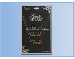 3dlg Ketting TAOAT - Beauty & the Beast